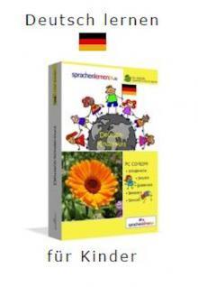 Deutsch-Kindersprachkurs Deutsch lernen für Kinder