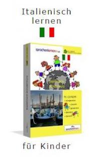 Italienisch-Kindersprachkurs Italienisch lernen für Kinder