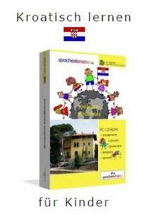 Kroatisch-Kindersprachkurs Kroatisch lernen für Kinder