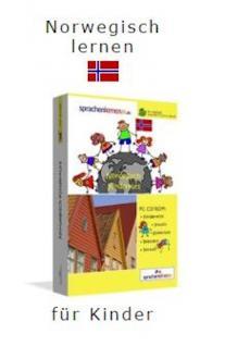 Norwegisch-Kindersprachkurs Norwegisch lernen für Kinder - Vorschau