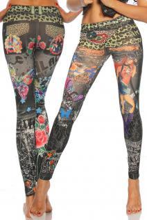 Print Leggings Leggy Woman Jungle - Vorschau 2