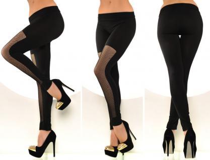 Super Sexy Leggings In Schwarz - Vorschau 2
