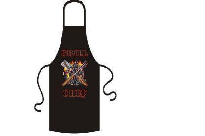 Schürze Grill Chef 65 x 100 cm