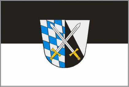 Flagge Fahne Abensberg 90 x 150 cm - Vorschau