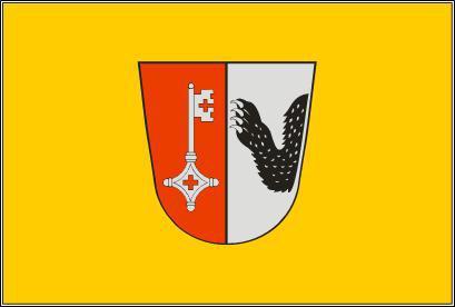 Flagge Fahne Achim 90 x 150 cm - Vorschau
