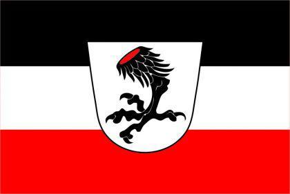 Flagge Fahne Aindling 90 x 150 cm