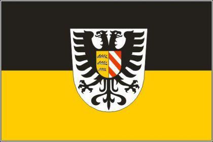 Flagge Fahne Alb - Donau - Kreis 90 x 150 cm