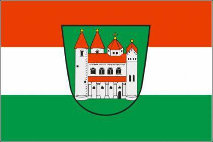 Flagge Fahne Amorbach 90 x 150 cm - Vorschau
