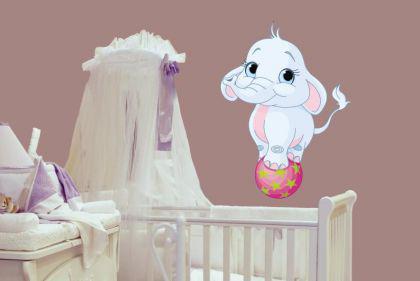 Wandtattoo Babyfant Motiv Nr. 7