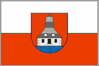Flagge Fahne Bad Dürrenberg 90 x 150 cm - Vorschau