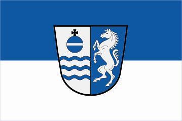 Flagge Fahne Bad Friedrichshall 90 x 150 cm - Vorschau