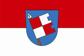 Flagge Fahne Bad Königshofen 90 x 150 cm - Vorschau