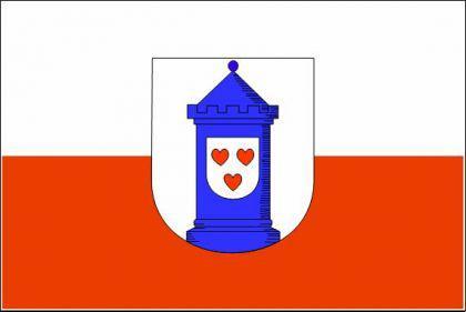Flagge Fahne Bad Liebenwerda 90 x 150 cm - Vorschau