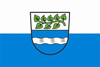 Flagge Fahne Bad Wörishofen 90 x 150 cm - Vorschau