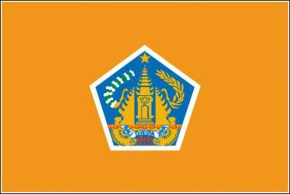 Flagge Fahne Bali 90 x 150 cm - Vorschau
