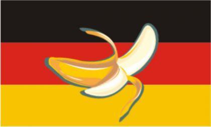 Flagge Fahne Bananenrepublik 90 x 150 cm - Vorschau