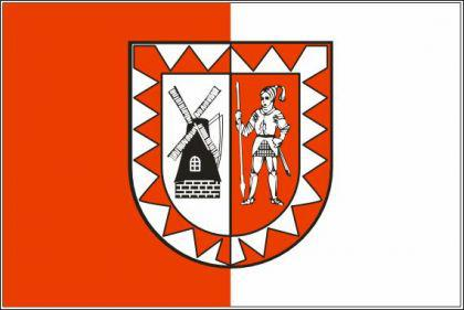 Flagge Fahne Barmstedt 90 x 150 cm