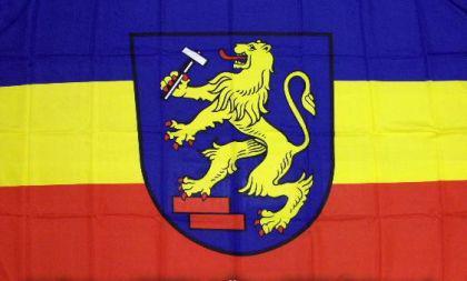 Flagge Fahne Berenbostel 90 x 150 cm - Vorschau