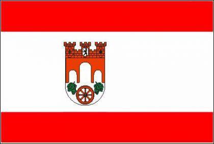 Flagge Fahne Berlin Pankow neu 90 x 150 cm - Vorschau