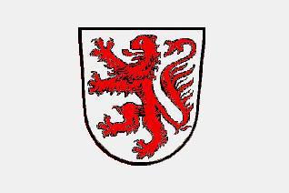 Flagge Fahne Braunschweiger Wappen 90 x 150 cm - Vorschau