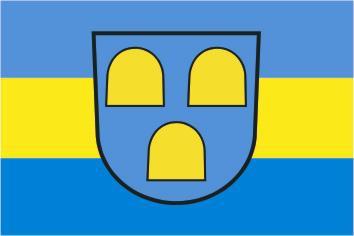 Flagge Fahne Bühl 90 x 150 cm - Vorschau