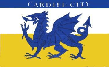 Flagge Fahne Cardiff City 90 x 150 cm - Vorschau