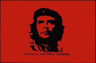 Flagge Fahne Che Guevara 90 x 150 cm - Vorschau