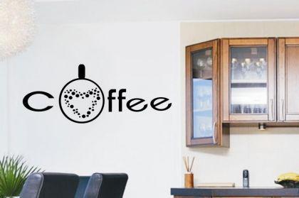 Wandtattoo Coffee Motiv Nr. 6