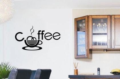 Wandtattoo Coffee Motiv Nr. 7