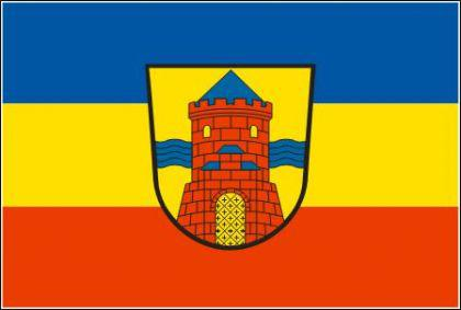 Flagge Fahne Delmenhorst 90 x 150 cm - Vorschau