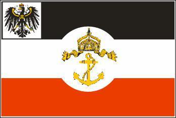 Flagge Fahne Dienst Staatsf. Preussen 90 x 150 cm - Vorschau