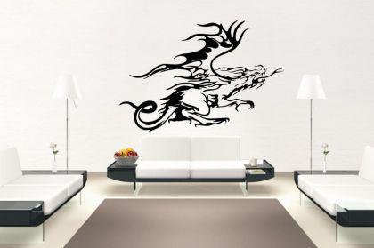 Wandtattoo Dragon Motiv Nr. 15 - Vorschau 1