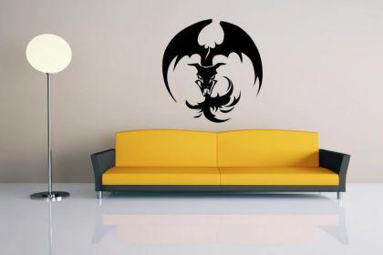 Wandtattoo Dragon Motiv Nr. 2