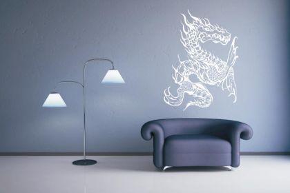 Wandtattoo Dragon Motiv Nr. 7