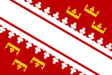 Flagge Fahne Elsass neu 90 x 150 cm - Vorschau