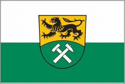Flagge Fahne Erzgebirgskreis 90 x 150 cm
