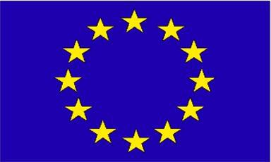 Flagge Fahne Europa 90 x 150 cm - Vorschau