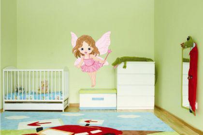 Wandtattoo Fairy Motiv Nr. 1