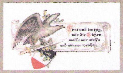Flagge Fahne Fest und trotzig 90 x 150 cm - Vorschau