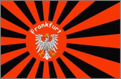 Flagge Fahne Frankfurt Fanflagge 90 x 150 cm - Vorschau