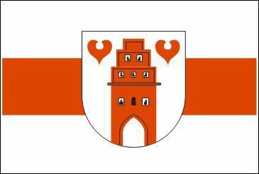 Flagge Fahne Friesoythe Wappen 90 x 150 cm - Vorschau