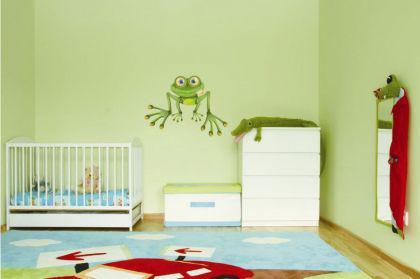 Wandtattoo Frosch Motiv Nr. 1