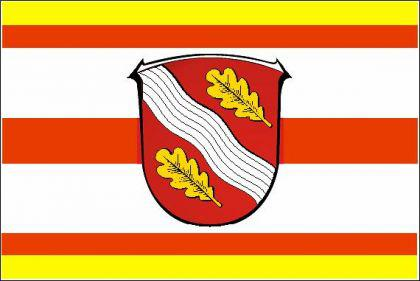 Flagge Fahne Fuldatal 90 x 150 cm
