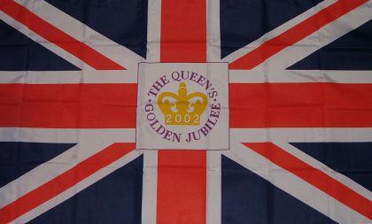 Flagge Fahne GB Queen Jubiläum 90 x 150 cm - Vorschau