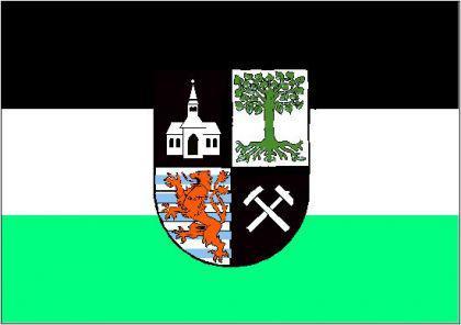 Flagge Fahne Gelsenkirchen 90 x 150 cm - Vorschau