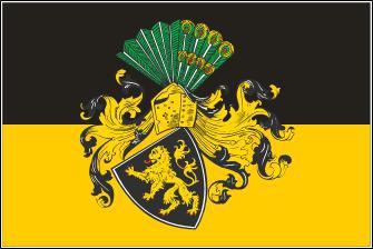 Flagge Fahne Gera 90 x 150 cm - Vorschau
