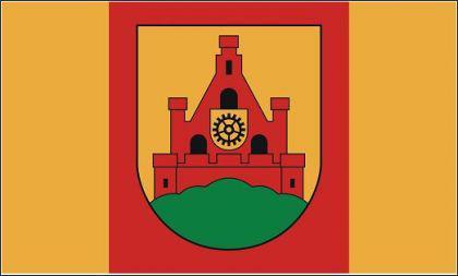 Flagge Fahne Gevelsberg 90 x 150 cm - Vorschau