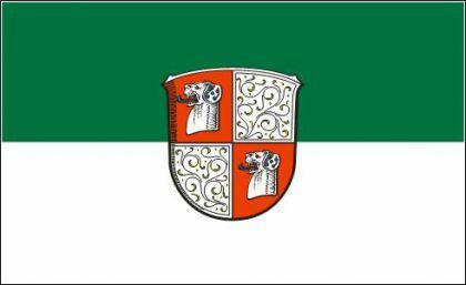 Flagge Fahne Gräfenhausen 90 x 150 cm - Vorschau
