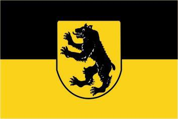 Flagge Fahne Grafing bei München 90 x 150 cm - Vorschau