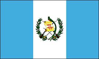 Flagge Fahne Guatemala Wappen 90 x 150 cm